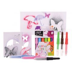 Crea Kids Air markers 6 stuks