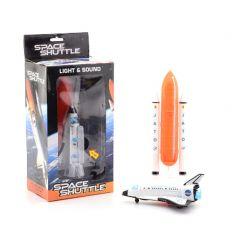 Die-cast ruimtespeelset Space Shuttle met licht en geluid