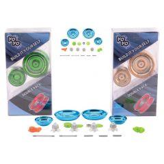 DIY-pakket met 2 jojo's