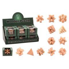 Schenkspeelgoed - Houten puzzel