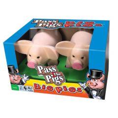 Biggen met grote varkens 8+