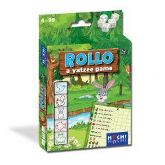 Rollo: a yatzee game - dieren 4+
