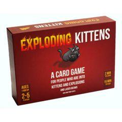 Exploding Kittens Nederlandstalig 7+