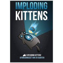 Imploding Kittens Nederlandstalig (uitbreiding) 7+