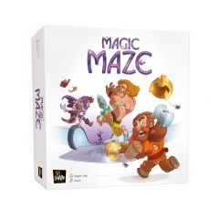 Magic Maze 8+