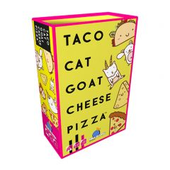 Taco Cat Goat Cheese Pizza 8+