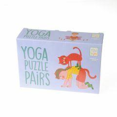 Yogi Fun Puzzle Pairs - Yogapuzzel voor peuters