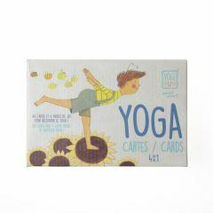 Yogi Fun Yoga Cards 4-in-1