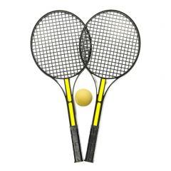 Tennisset 2 rackets 52 cm en balletje