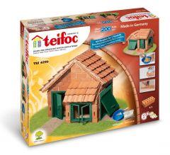 Teifoc Huis met dakpannen