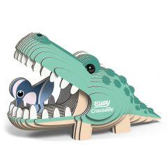 Eugy ecobouwkit krokodil