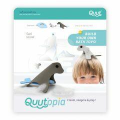 Quutopia 3D badpuzzel zeehondeneiland