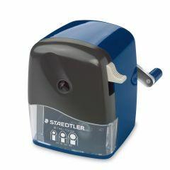 Staedtler potloodslijpmachine blauw