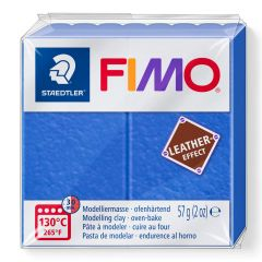 Fimo Leather 57 g indigo