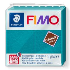 Fimo Leather 57 g lagune