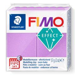Fimo Soft 57 g parelmoer lila