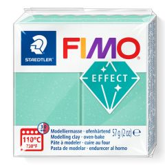 Fimo Effect 56 g groen jade