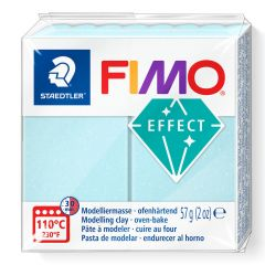 Fimo Effect 56 g blue ice quartz