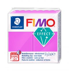 Fimo Effect 57 g neon violet