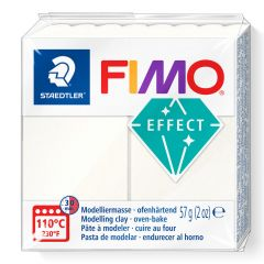 Fimo Effect 56 g metallic parelmoer