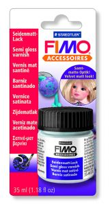 Fimo Accessoires vernis 35 ml waterbasis satijn