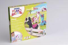Fimo Kids speelset Pony's