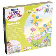 Fimo Kids speelset Vlinders
