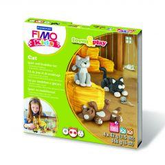 Fimo Kids speelset Katten