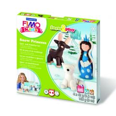 Fimo Kids speelset Sneeuwprinses