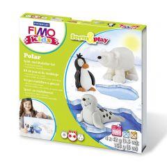 Fimo Kids speelset Antarctica