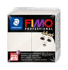 Fimo Professional Doll Art 85 g doorzichtig porcelein