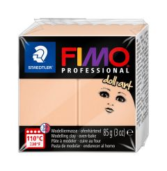 Fimo Professional Doll Art 85 g opaak cameo