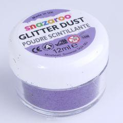 Glitter dust 12 ml fuchsia