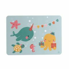 Postkaart Undersea Party