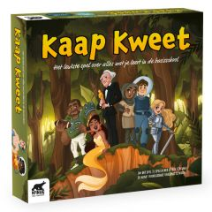 Kaap Kweet - Basisspel