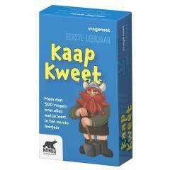 Kaap Kweet - Vragenset 1e leerjaar