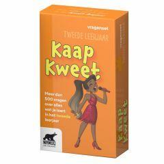 Kaap Kweet - Vragenset 2e leerjaar