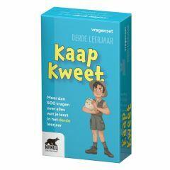 Kaap Kweet - Vragenset 3e leerjaar