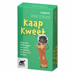 Kaap Kweet - Vragenset 4e leerjaar