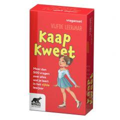 Kaap Kweet - Vragenset 5e leerjaar