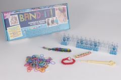 Band-It! Set incl. 600 rekkertjes en 24 s-clips