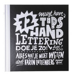 72 must have tips - Handlettering doe je zo!