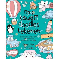 Mini Kawaii doodles tekenen