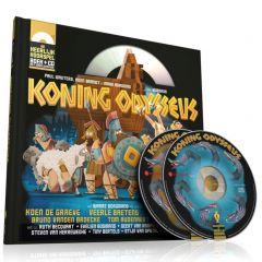 10+ Hoorspel - Koning Odysseus + cd