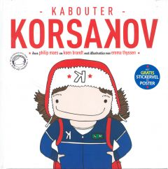 Hoorspel - Kabouter Korsakov + cd
