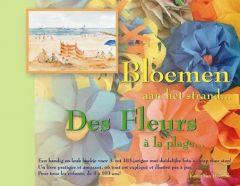 Bloemen op het strand