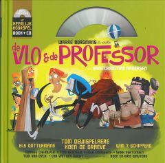 Hoorspel De vlo en de professor boek + cd