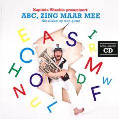 3+ Kapitein Winokio - ABC, zing maar mee + cd
