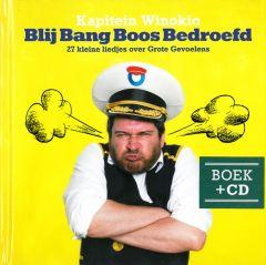 3+ Kapitein Winokio - Blij Bang Boos Bedroefd