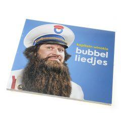 Kapitein Winokio - Bubbelliedjes